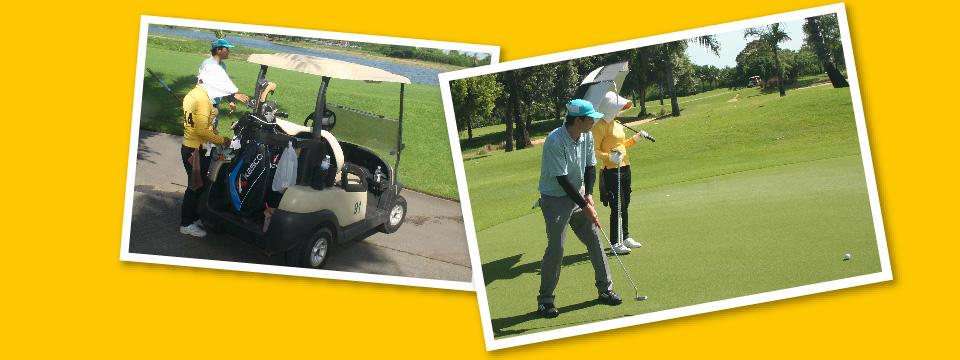 人気のゴルフコース