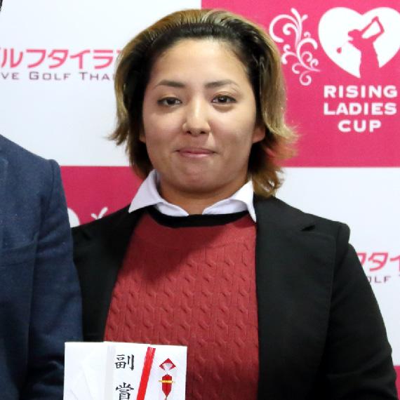 優勝:江口智子選手
