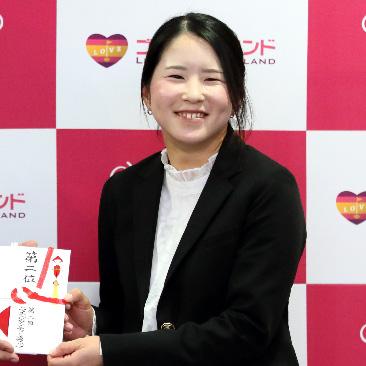 2位:石田可南子選手