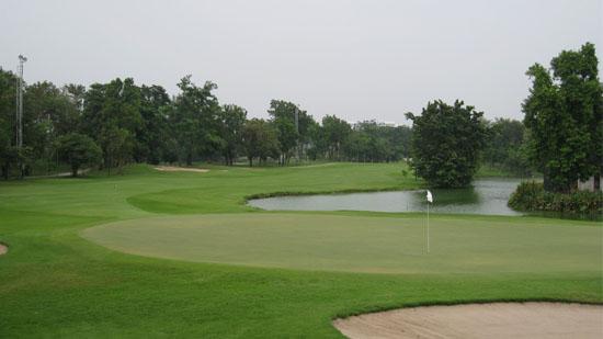 写真:バンコク・ゴルフクラブ