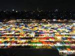 【タイ・現地情報】バンコクのインスタ映えナイトマーケット「タラート・ロットファイ・ラチャダー」が新型コロナウィルスの影響を受け閉鎖