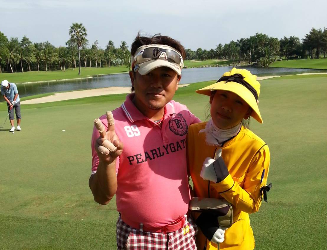 富田様 「バンコク3泊4日 ゴルフツアー」