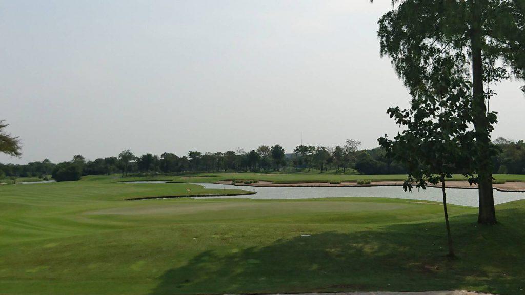 タイのゴルフ場カスカータ