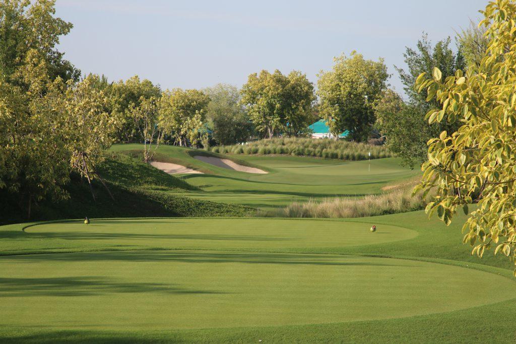 タイのゴルフ場、ニカンティ・ゴルフクラブ