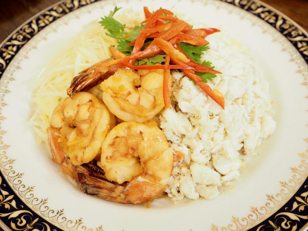 ゴルフがオフの日に家族連れで行きたい…タイ料理レストラン「ティップサマイ」の「パッタイソンクルアン」
