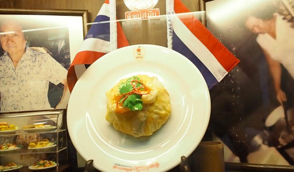 ゴルフがオフの日に家族連れで行きたい…タイ料理レストラン「ティップサマイ」のエキシビジョンスペース