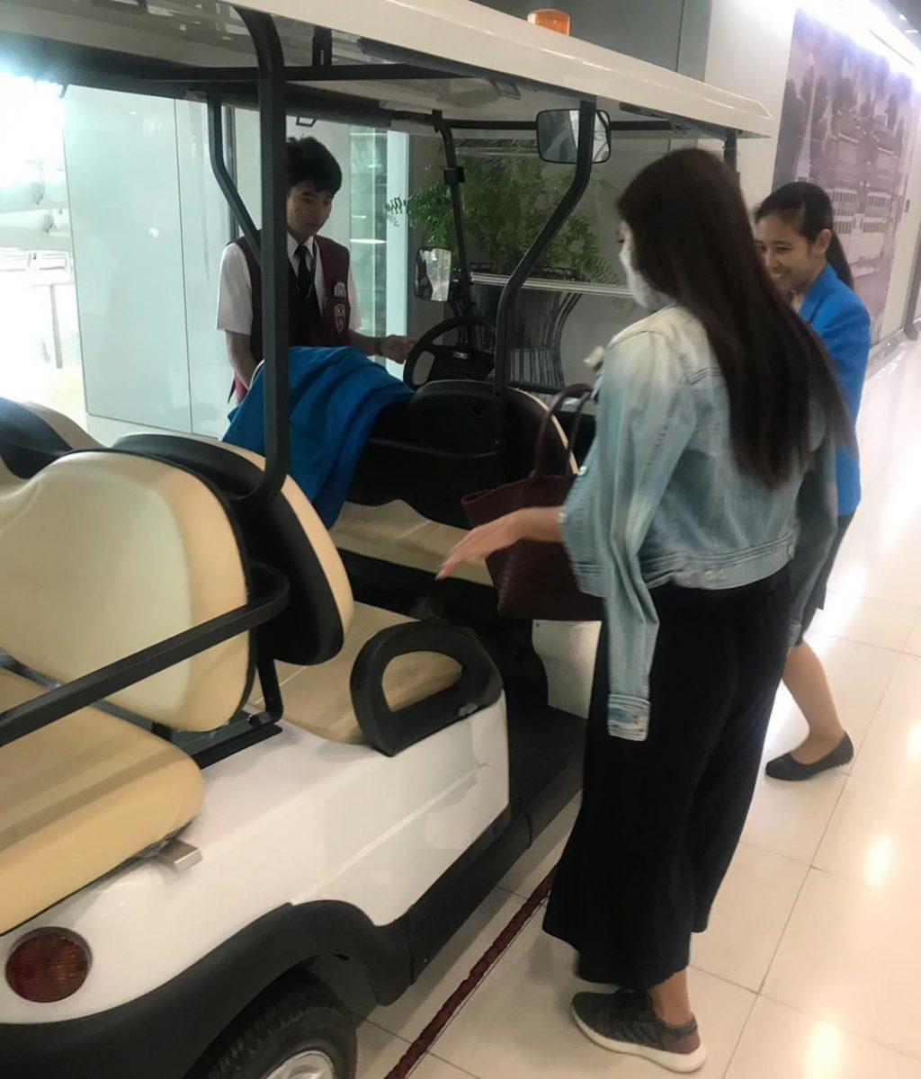 柴戸様ファストトラック①カート乗車