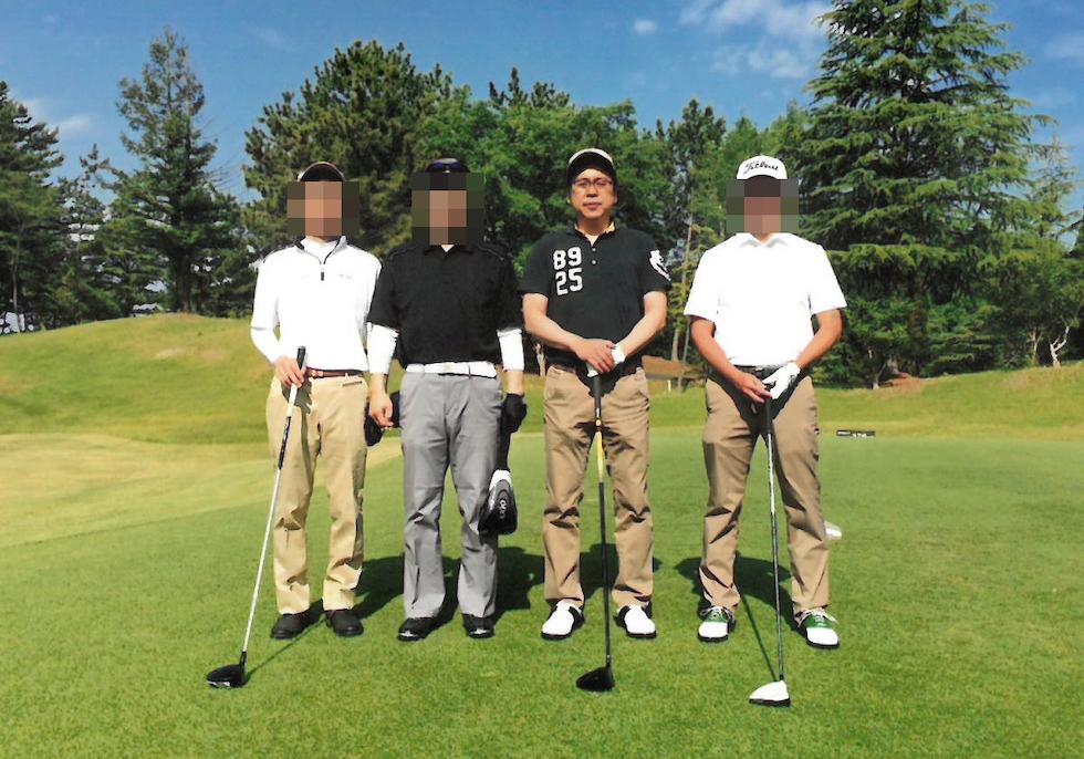 上野様御一行「タイ・バンコク3泊4日 ゴルフツアー」