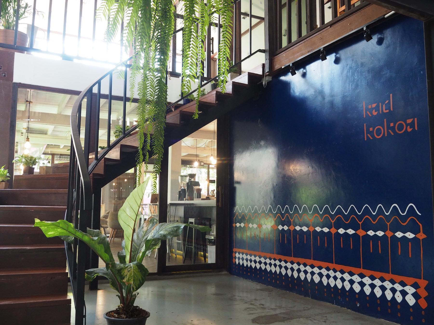 魅惑のタイ産カカオのチョコレートに出会えるチョコレートカフェ「KAD KOKOA」