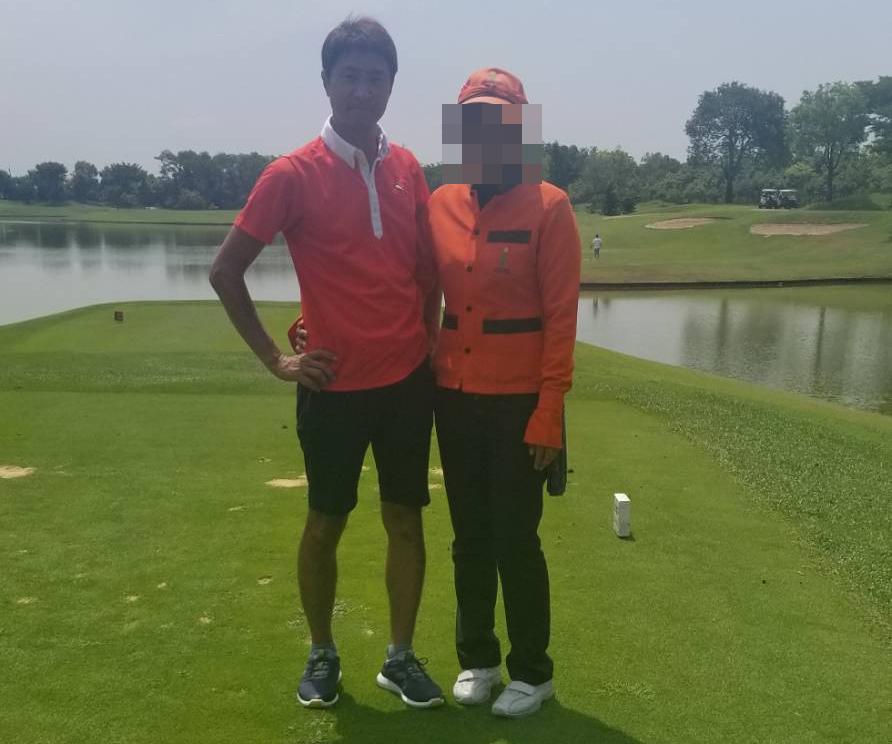 森田様 「バンコク ゴルフツアー」
