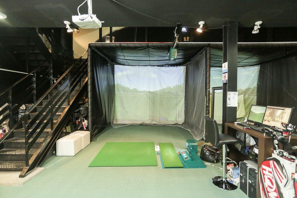 「ZEN Golfer's Factory」のデジタル解析機「ゴルフ・スイング・アナライザー」