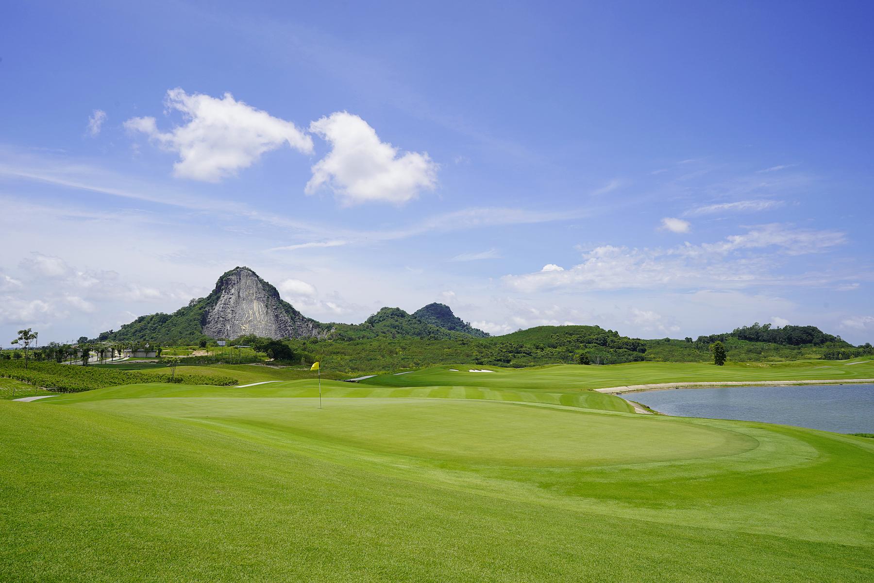 細川様御一行様「タイ・パタヤ4ラウンド ゴルフツアー」
