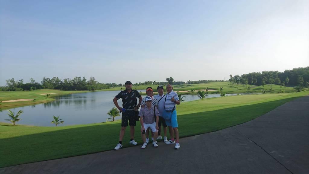 大石様御一行「バンコク3泊5日ゴルフツアー」