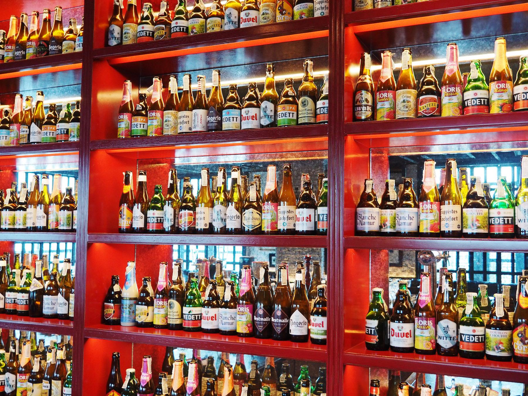ベルギーのビールと料理が楽しめるバンコクの最新ルーフトップバー「ベルガ・ルーフトップバー&ブラッスリー」