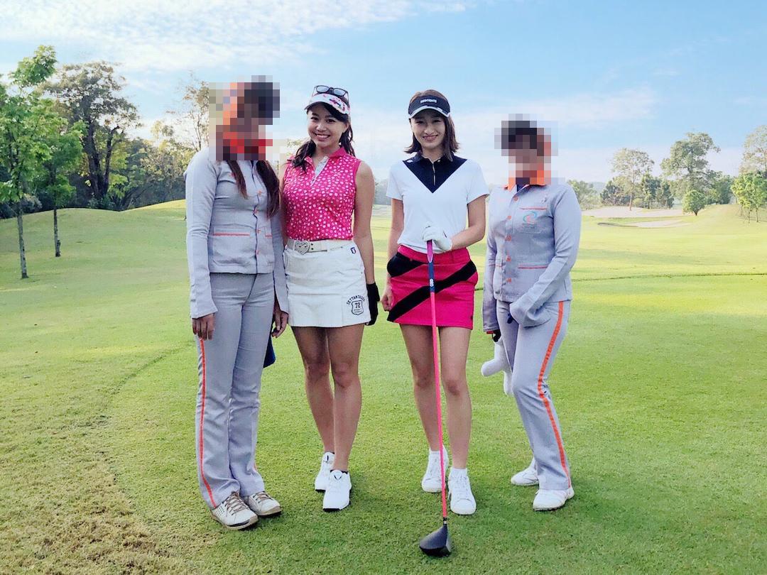 さき&さえ×ゴルフタイランド<br>〜ゴルフ女子のためのタイゴルフ旅行プラン 5日目〜