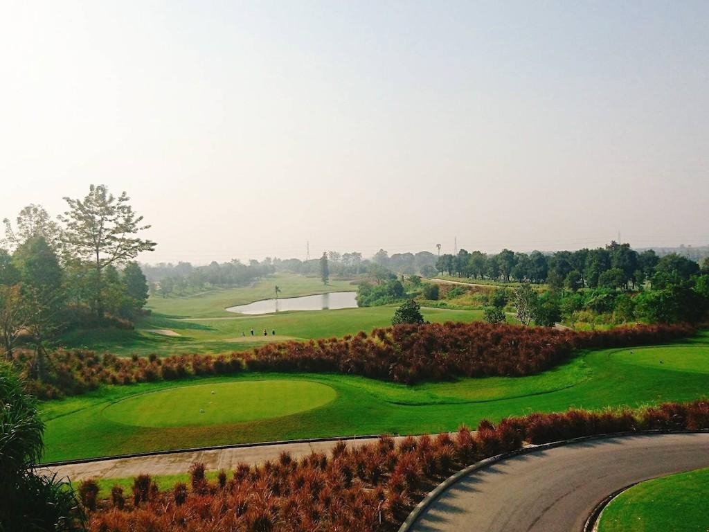 星野様御一行様「タイ・バンコク4ラウンド ゴルフツアー」
