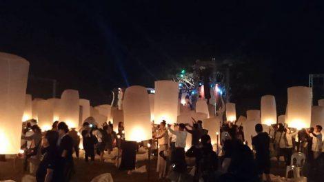 ロイクラトーン祭り
