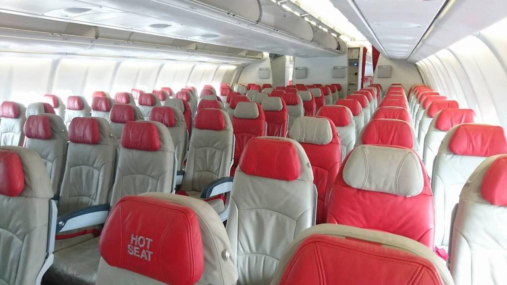 LCCエアアジアでタイ、バンコク(ドムアン空港)と日本往復する時の座席クラスと預入荷物