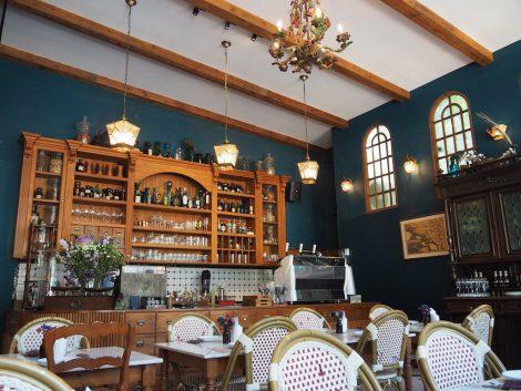 Featherstone Cafe カウンターバー