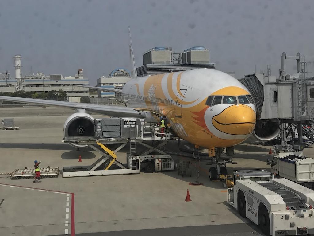 タイの格安航空会社(LCC)ノックスクートが事業終了と会社の清算を発表