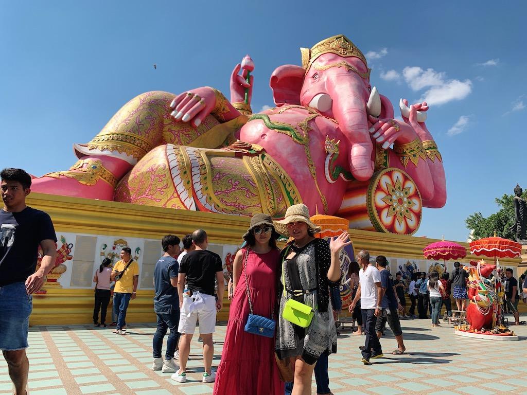 比嘉様御一行様「3泊4日タイ・バンコク 観光ツアー」