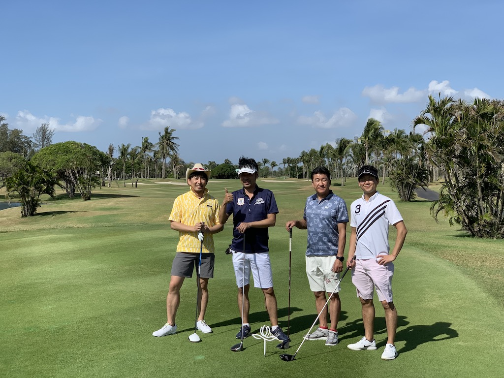 林様御一行様「バンコク2泊3日 ゴルフツアー」