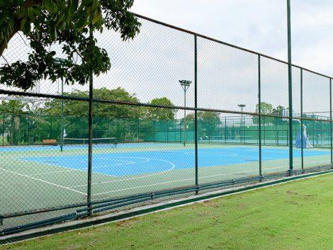 タナシティ テニスコート