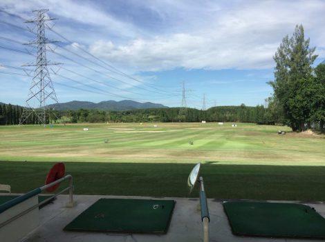 パタナゴルフクラブ ドライビングレンジ