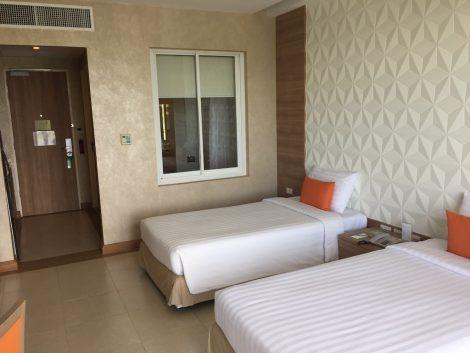 パタナゴルフクラブ ホテル 部屋