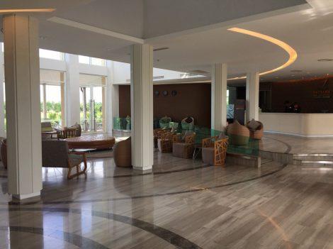 パタナゴルフクラブ ホテル ロビー
