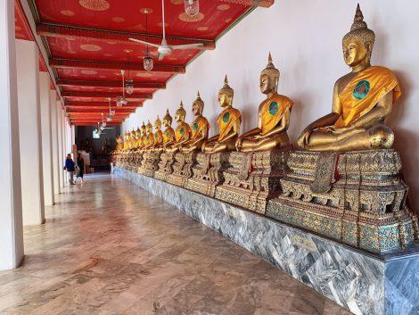 ワットポー 仏像