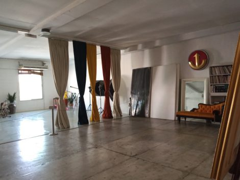 ヴィンテージショップ 撮影スタジオ