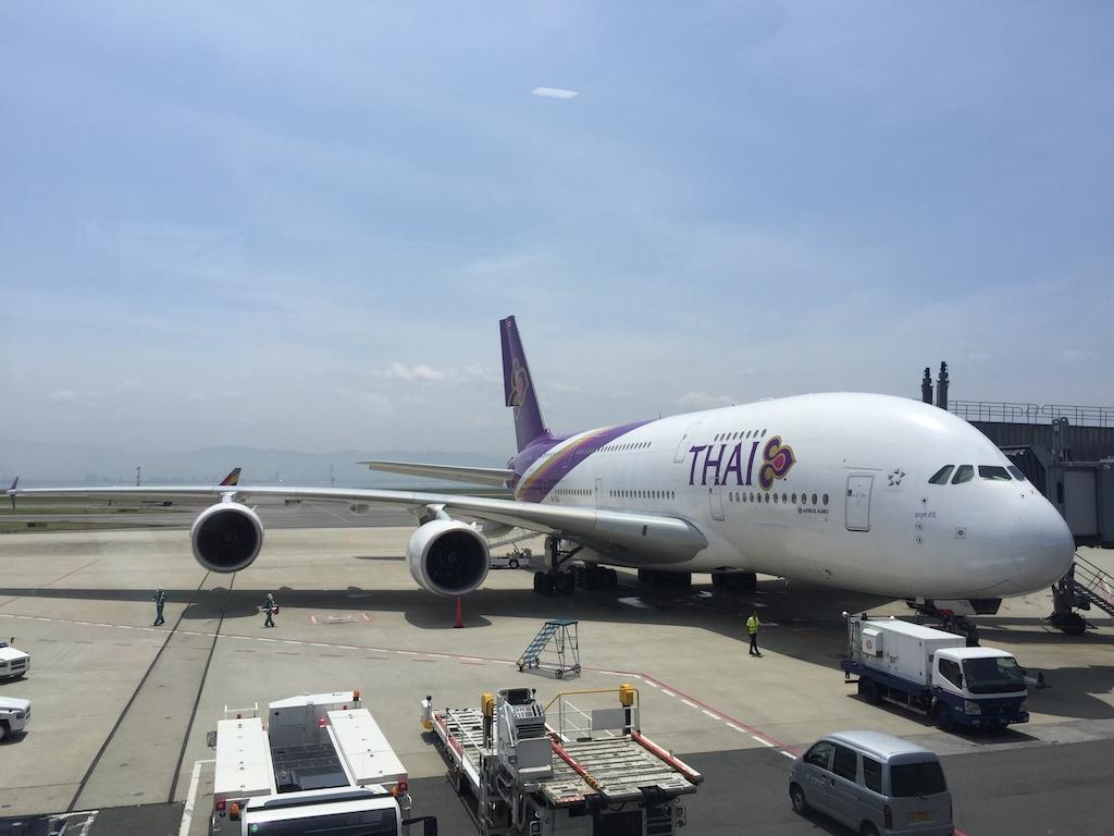 【タイ・現地情報】タイ国際航空・日本〜バンコク路線の10月24日迄の運航休止継続を発表