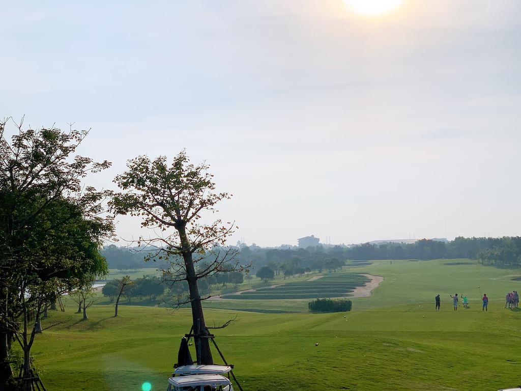 タイの名門ゴルフ場「ザ・ロイヤルジェムス・ゴルフシティー(The Royal Gems Golf City) 」