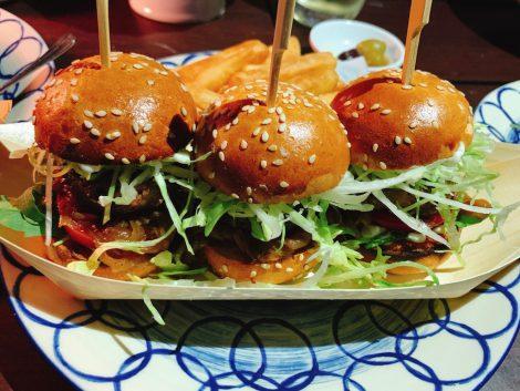 スペクトラム ハンバーガー