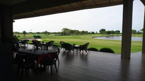 バンプーゴルフ カフェ
