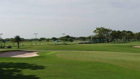 バンプーゴルフ ドライビングレンジ