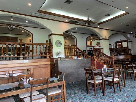 スワンナプームゴルフ レストラン