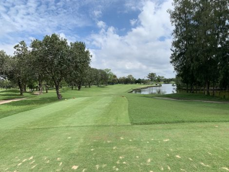ザ・パインゴルフ&ロッジ ゴルフコース