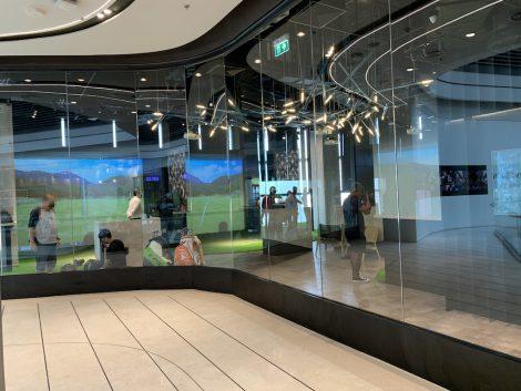 ゴルフポイントセンター 外観