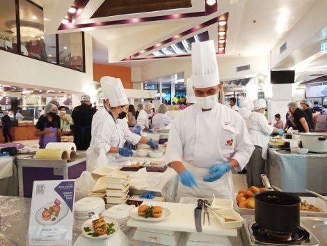 タイ航空カフェ レストラン