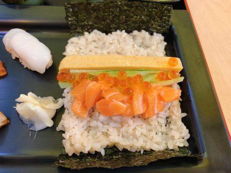 田中水産 手巻寿司