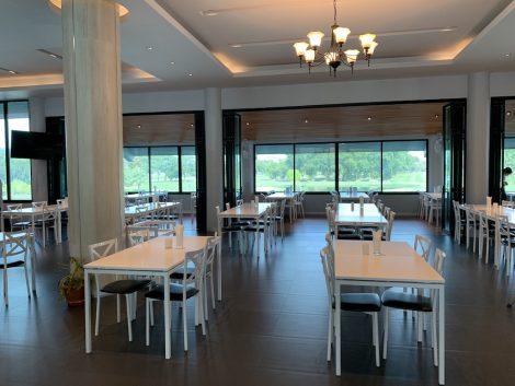 マイエークゴルフ レストラン