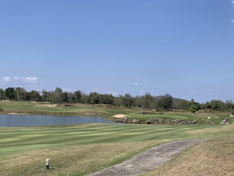 レイクビューリゾート ゴルフコース