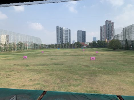 Golf one O one Driving Range