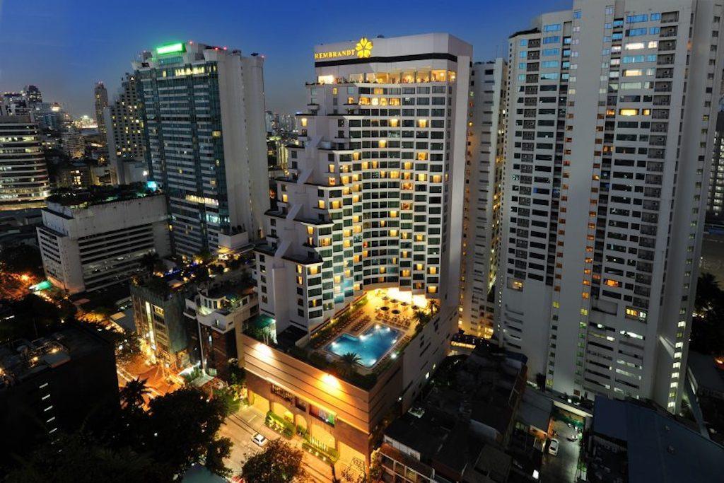 タイ・バンコクのASQ(タイ政府代替検疫施設)認定のラグジュアリーホテル「レンブラントホテル & スイーツ バンコク(Rembrandt Hotel & Suites Bangkok)」
