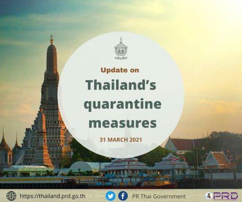 タイ入国情報