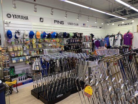 タニヤプラザ ゴルフショップ
