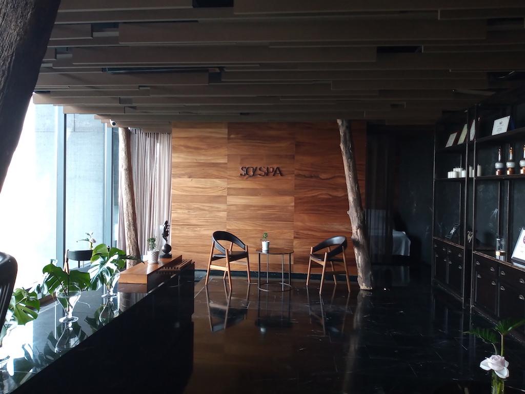 タイ・バンコクの5つ星ホテルにあるラグジュアリースパ「SO/SPA」