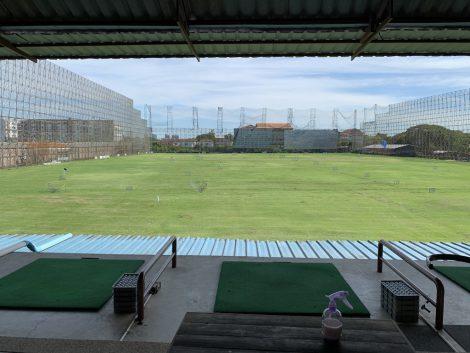 シーナカリンゴルフ 2階打席